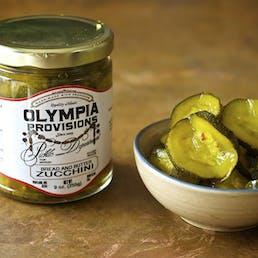 Pickled Vegetable Sampler