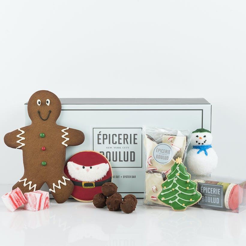 Small Holiday Sweets Box