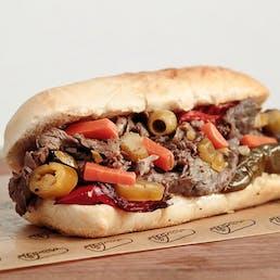 Italian Beef Sandwich Kit - 16 Pack