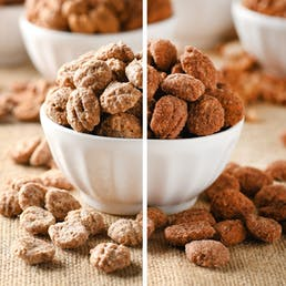Choose Your Own Candied Pecans - 1.5 lbs.
