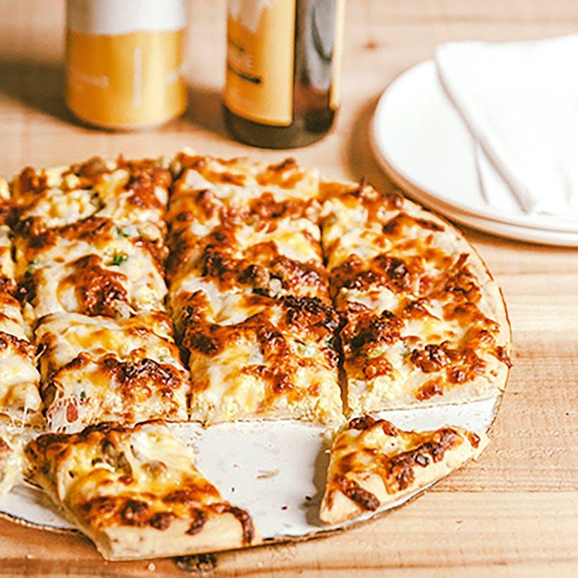 Breakfast Pizza - 3 Pizzas