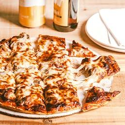 Sausage & Mushroom - 3 Pizzas