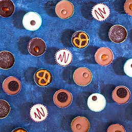 Nutty Cups Assortment - 8 Piece