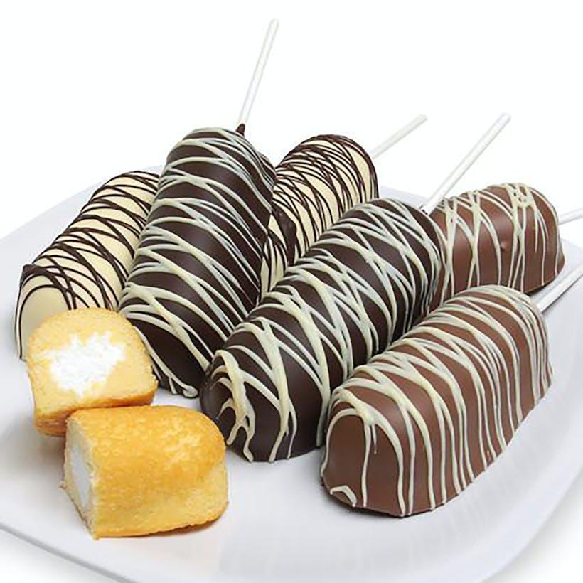 Belgian Chocolate Dipped Twinkies® - 12 Pack