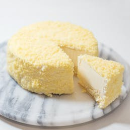 Fancy New York Cheesecake