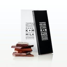 Choose Your Own K+M Extravirgin Dark  - 6 Pack