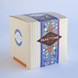 Candied Orange Raisin Panettone