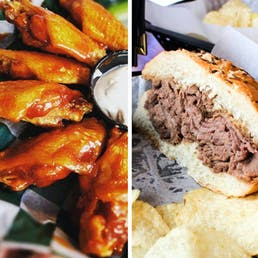 Buffalo Wings + Beef on Weck Combo Pack