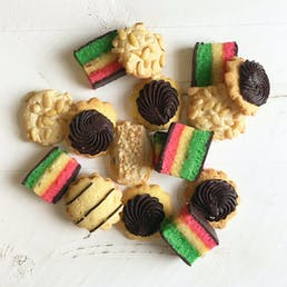 Italian Cookie Tray - 4 lbs