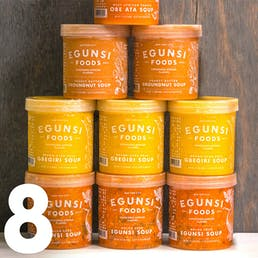 Choose Your Own Soups - 8 Pack