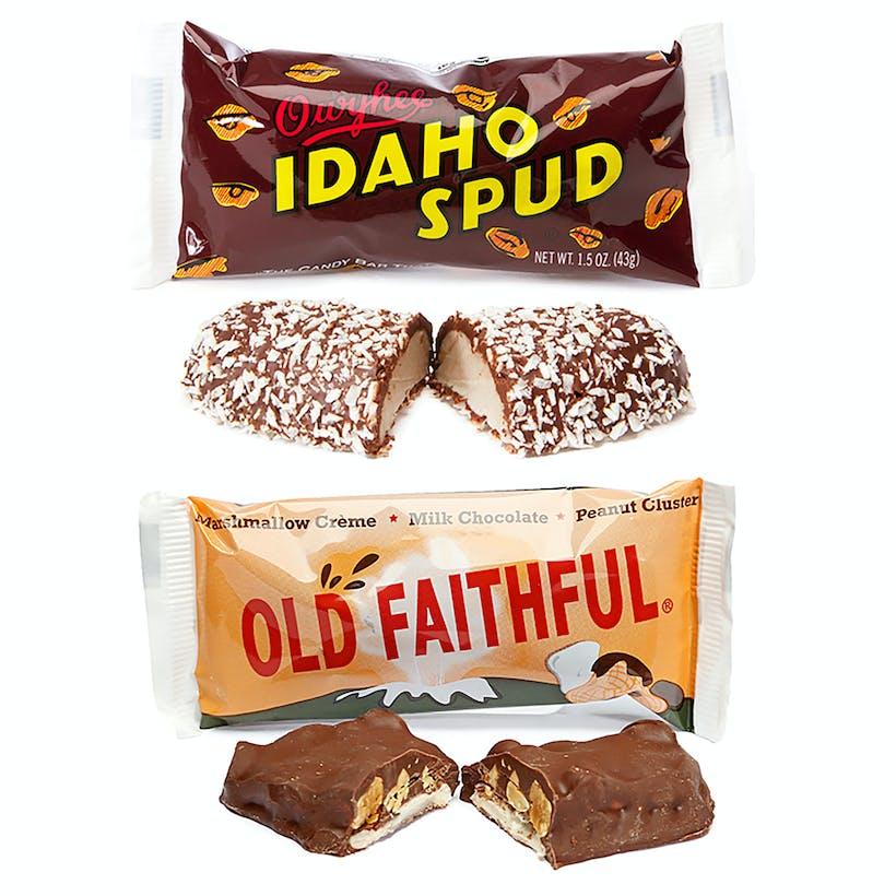 Idaho Spud & Old Faithful - 36 Pack