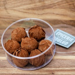 Seasonal Chocolate Truffles