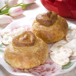 Valentine Medium Baked Brie - 2 Pack