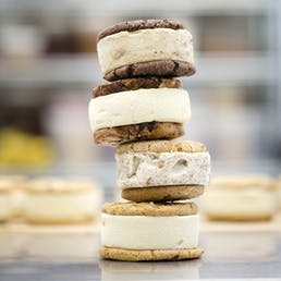 Choose Your Own Organic Ice Cream Sandwiches - 16 Pack