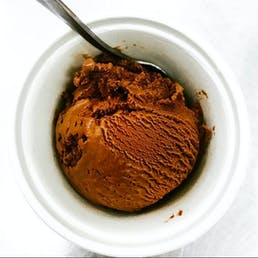 Real Chocolate Organic Ice Cream - 6 Pints