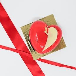 Pomegranate Martini Cake