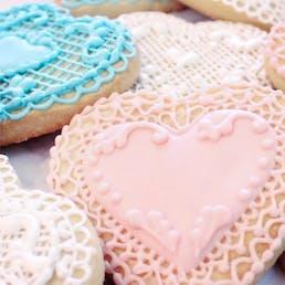 Sweetheart Cookie Gift Box