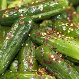 Sour Pickles - 4 Quarts