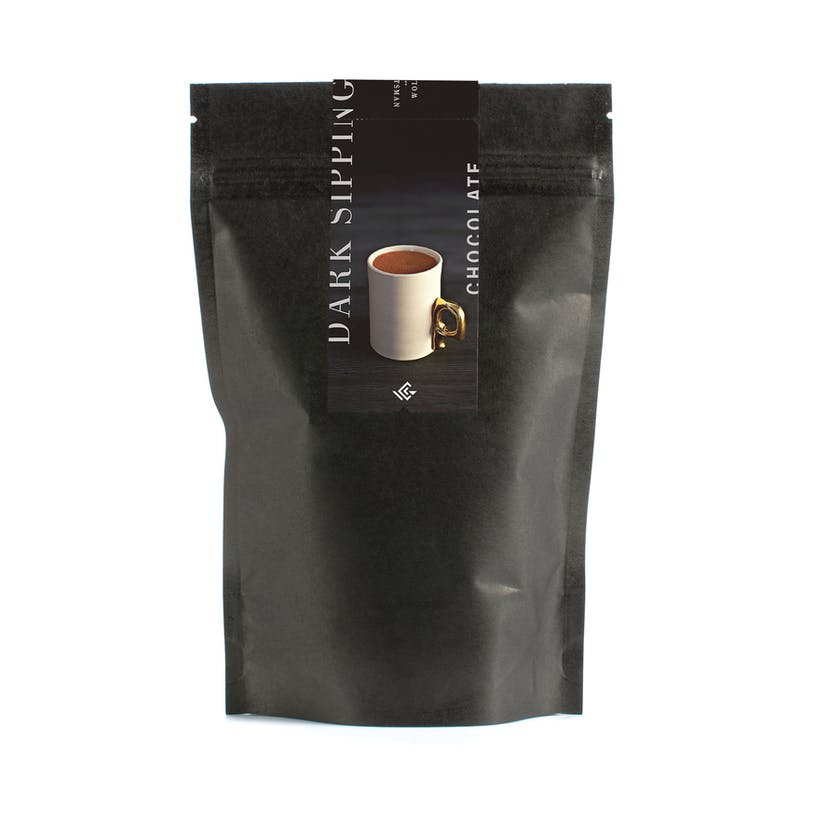 Dark Sipping Chocolate - 2 Pack