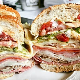 The Bomb Sandwich for 8
