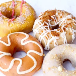 Choose Your Own Donut Dozen + Free Cookies