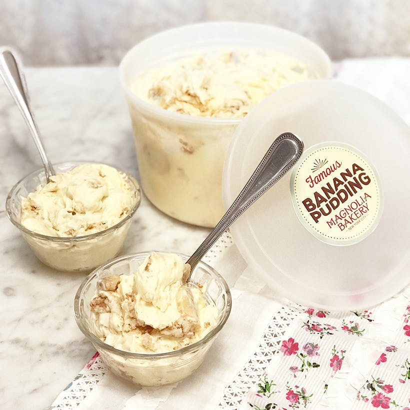 World Famous Banana Pudding - Party Sized  - 2 Pack