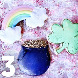 Lucky Charms Cookie Gift Box - 3 Pack