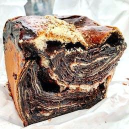 Double & Light Chocolate Babka Combo