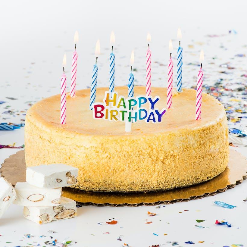 New York Cheesecake Birthday Pack