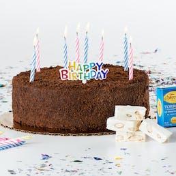 Chocolate Truffle Cake Birthday Pack