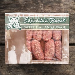 Sweet Italian Sausage For 12
