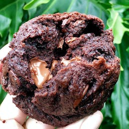 Kona Coffee Giant Cookie
