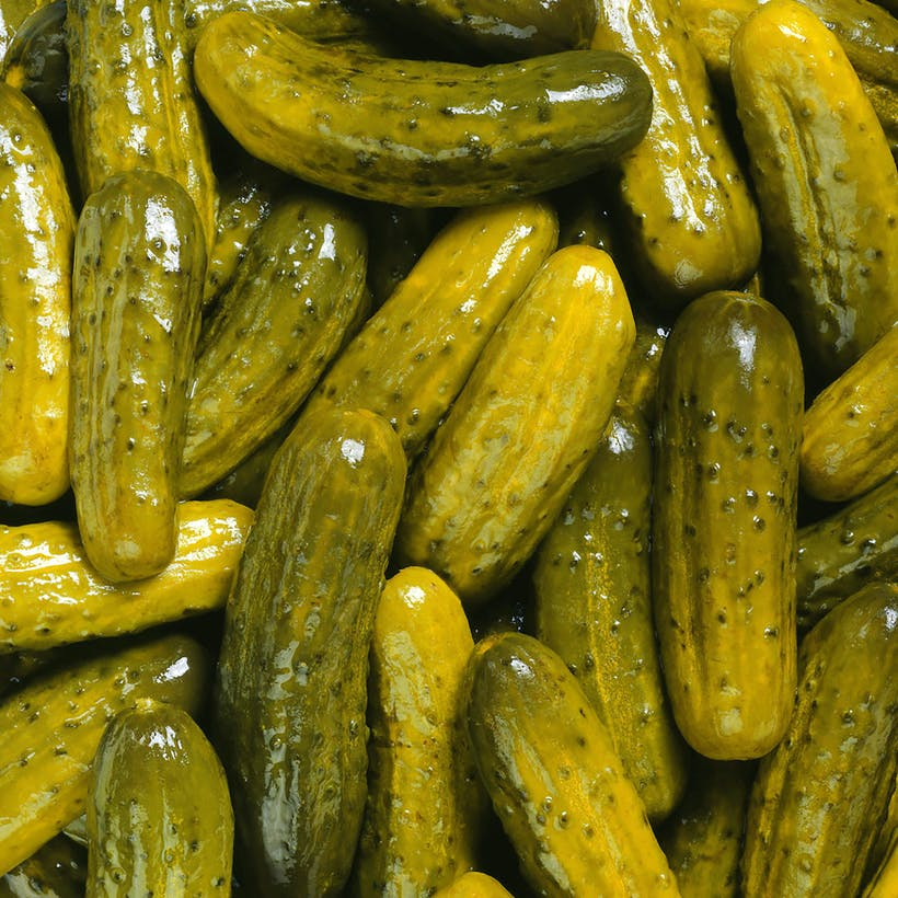 NY Sour Pickles - 1 gallon