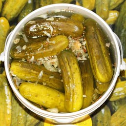 NY Fresh Kosher Dill Pickles - 1 gallon