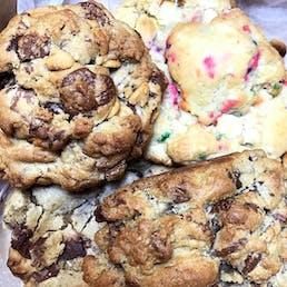 Choose Your Own Jumbo Cookies - 6 Pack