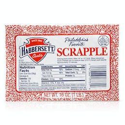 Habbersett Scrapple - 8 Pack
