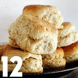 Scratch-Made Original Biscuits - 12 Pack