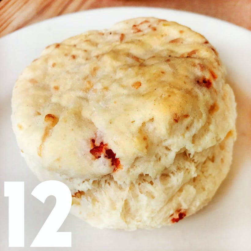 Scratch-Made Pimento Cheese Biscuits - 12 Pack