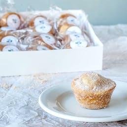 Cinnamon Butter Puffs - 6 Pack