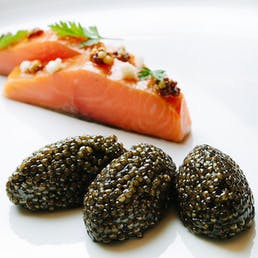 Choose Your Own Caviar Trio