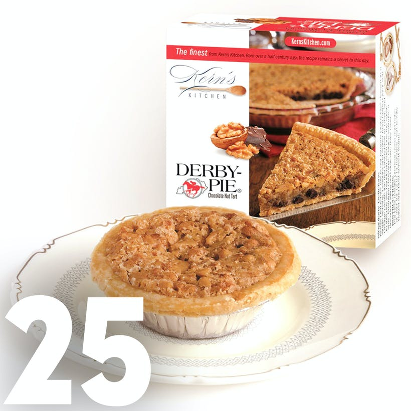 Kentucky Derby Pie Tarts - 25 Pack