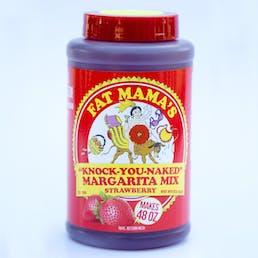 """""""Knock-You-Naked"""" Strawberry Margarita Mix"""
