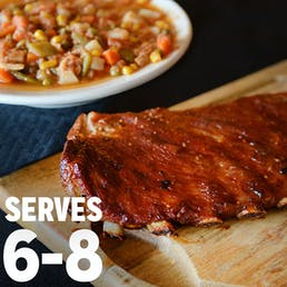 Famous Rib Special - Serves 6-8