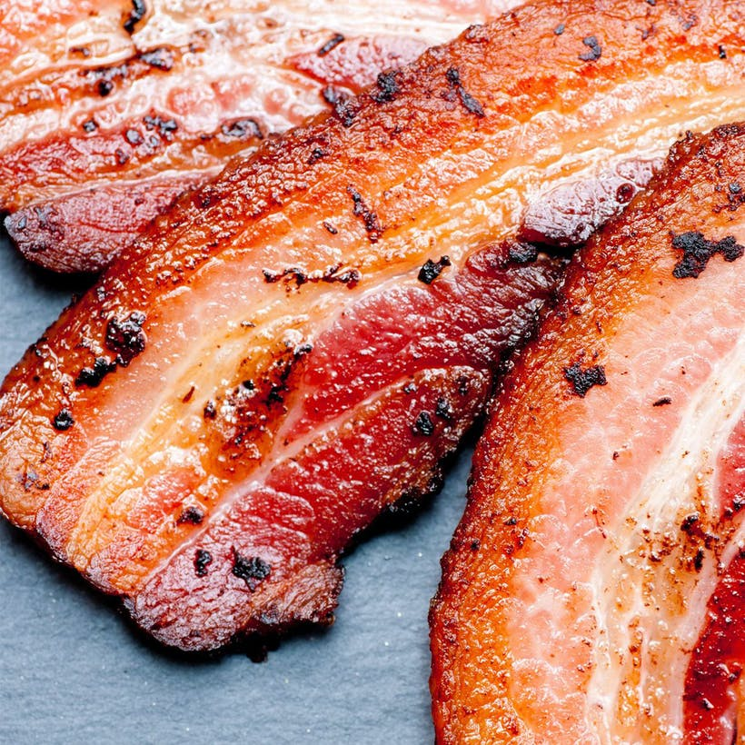 Artisan Dry Cured Bacon - 5 Pack