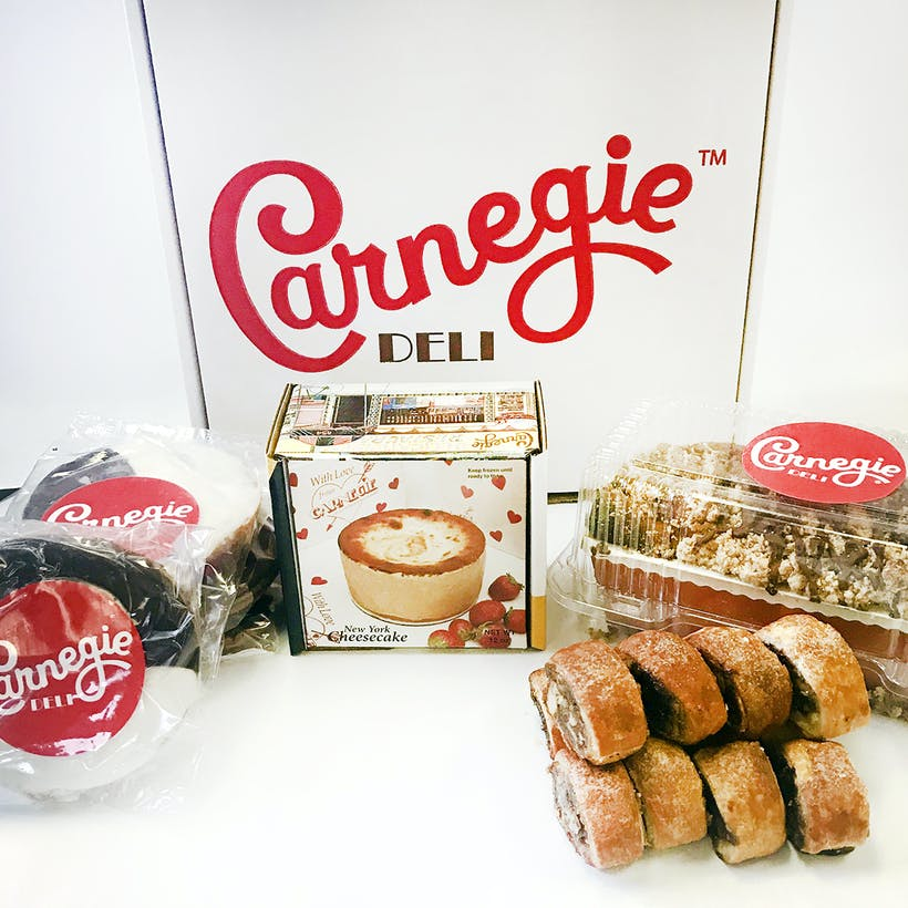 Classic Jewish Desserts Gift Box
