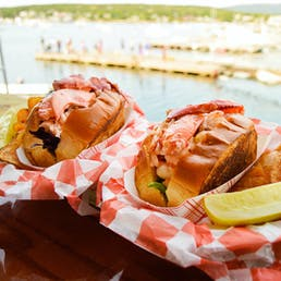 Beal's Famous Lobster Roll Kit - 8 Rolls