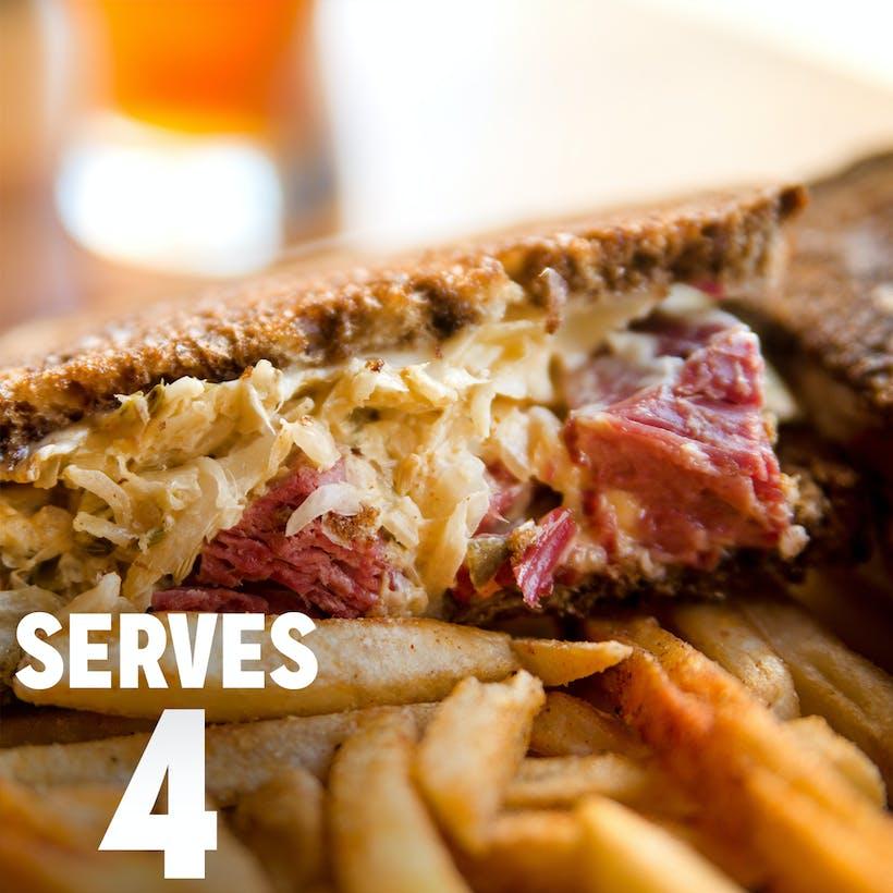 Blackstone Reuben Sandwich Kit for 4
