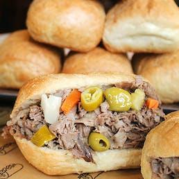Italian Beef Sandwich Kit - 8 Pack
