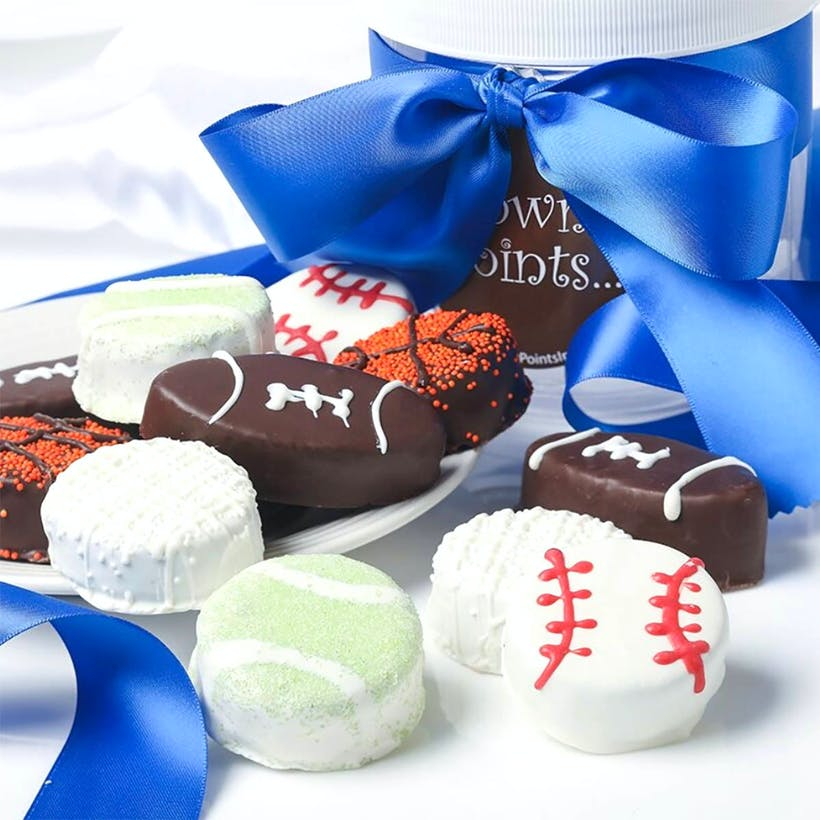 All Dad's - All Sports Brownie Pack