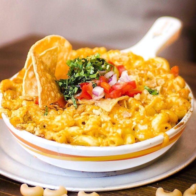 Vegan Mac N Cheese